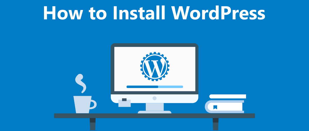 How to install and setup WordPress on localhost