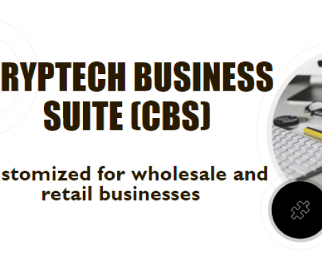 CRYPTECH BUSINESS SUITE (CBS)