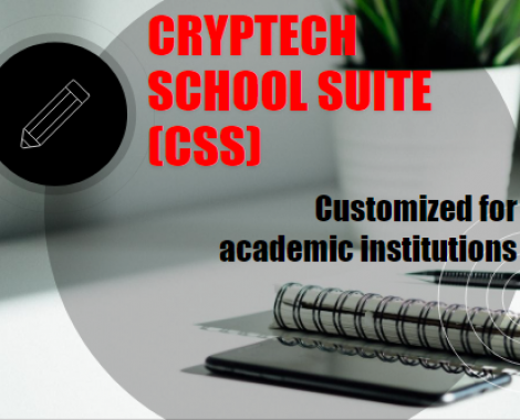 CRYPTECH SCHOOL SUITE(CSS)